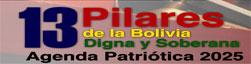 13 Pilares de la Bolivia Digna y Soberana