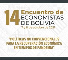 14 Encuentro de Economistas de Bolivia