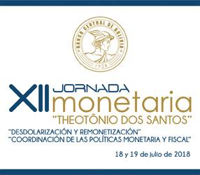 XII Jornada Monetaria