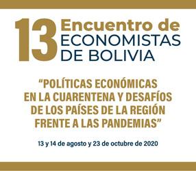 13 Encuentro de Economistas
